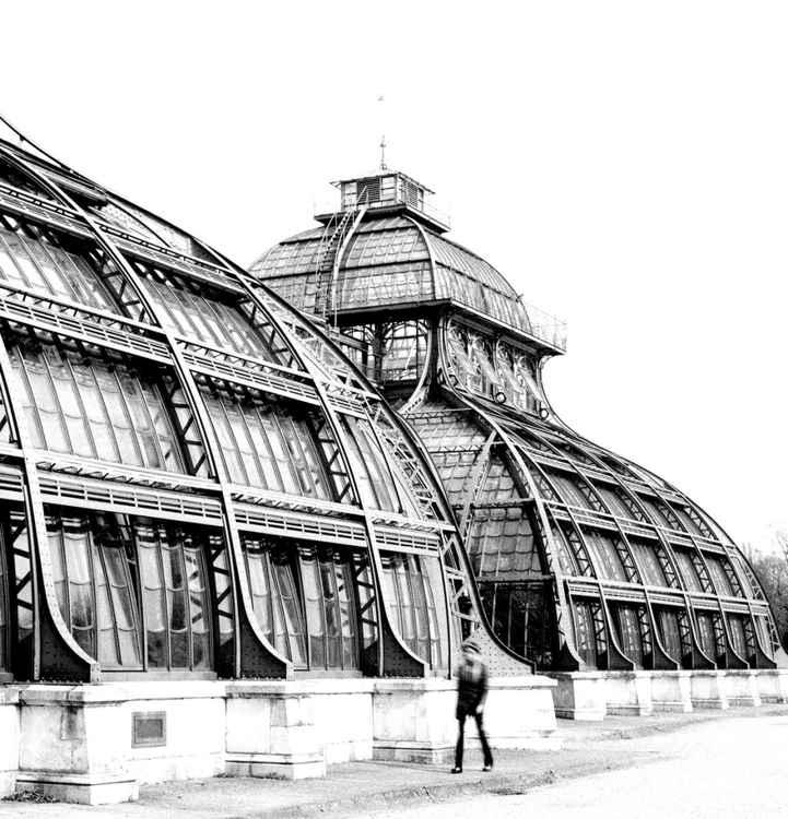 Palmenhaus greenhouse, Vienna -