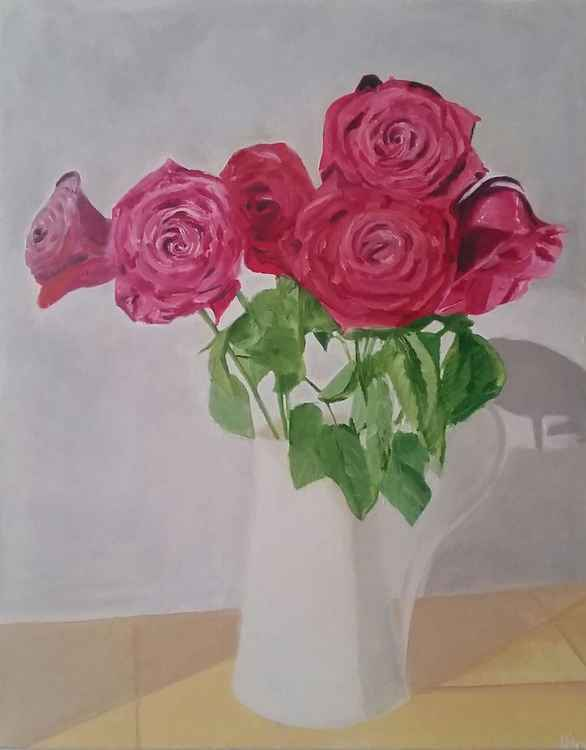 Bouquet of roses -