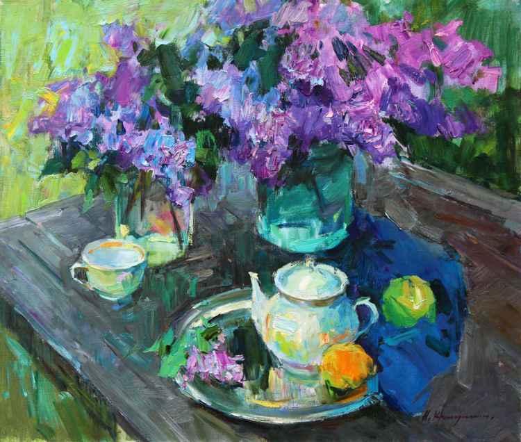 lilac Bouquet -