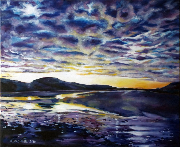 Dunvegan Sunset - Image 0