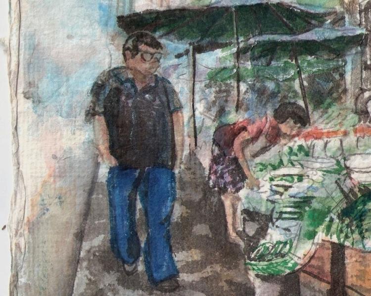 Thewet Market, Bangkok - Image 0