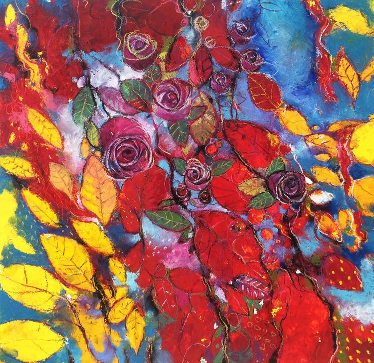The rose garden - Image 0