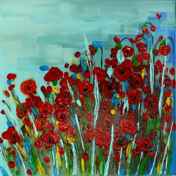 Spring Poppies - Image 0
