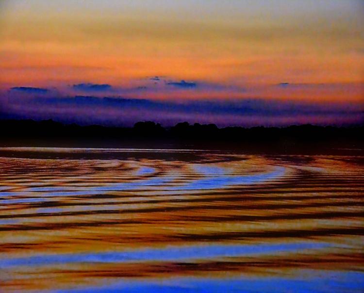 Sunset Waves 3 - Image 0