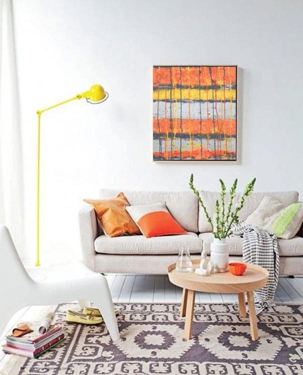 Citrus Drip - Original Painting - Image 0