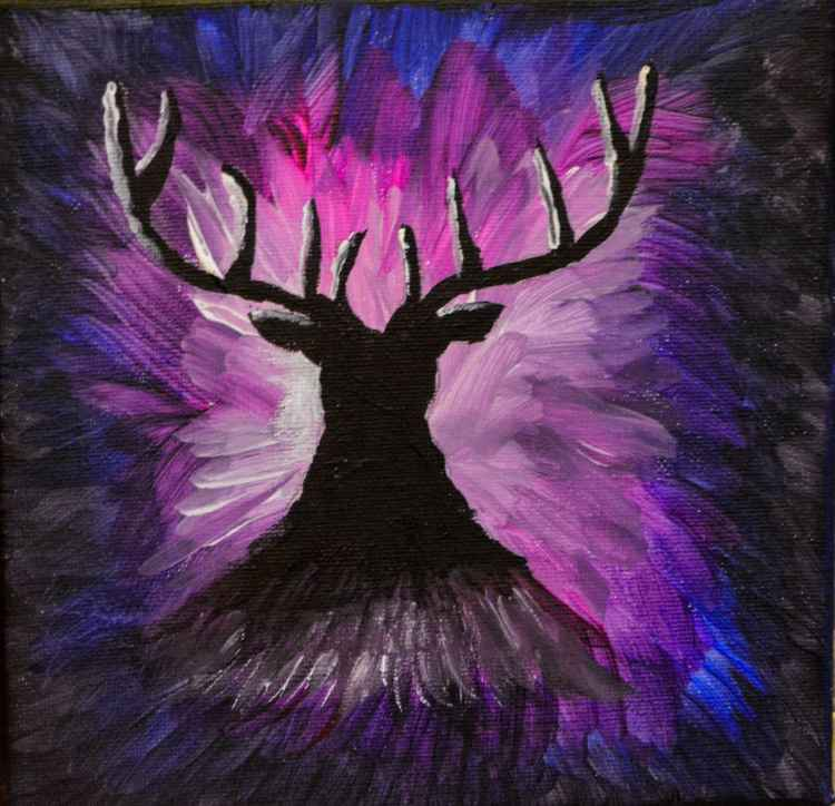 Mighty Stag -