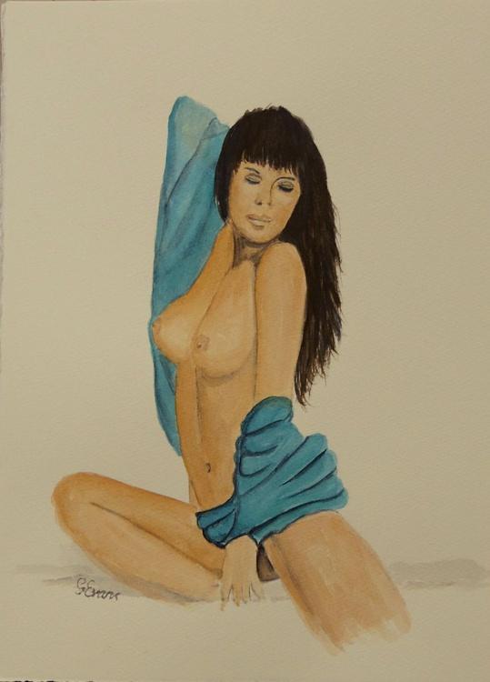 Nude study 4 - Image 0