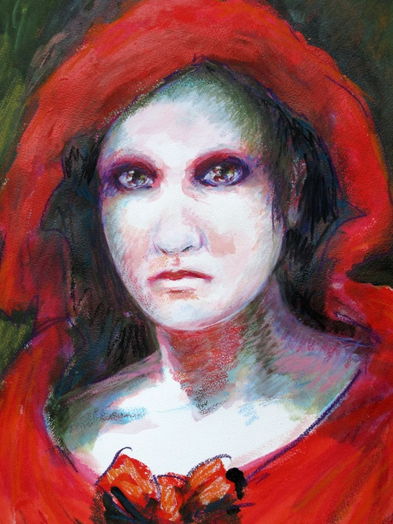 The Red Riding Hood-Le Chaperon Rouge - Image 0