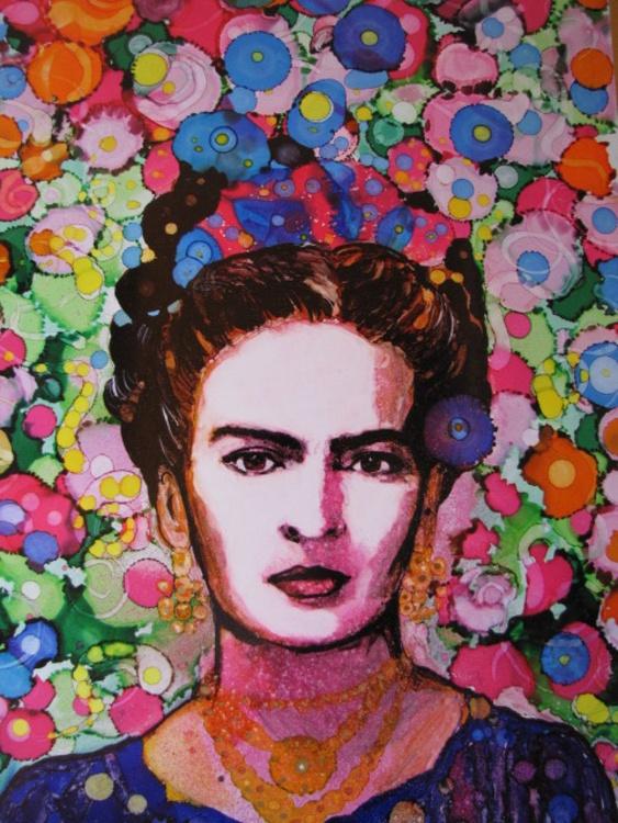 """""""Psychedelic Frida"""" - Image 0"""
