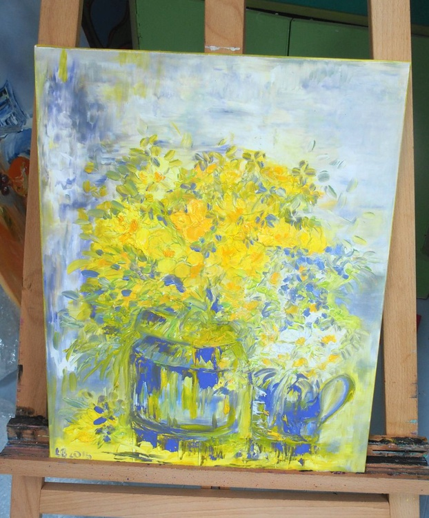 Buttercups and Daisies - Image 0