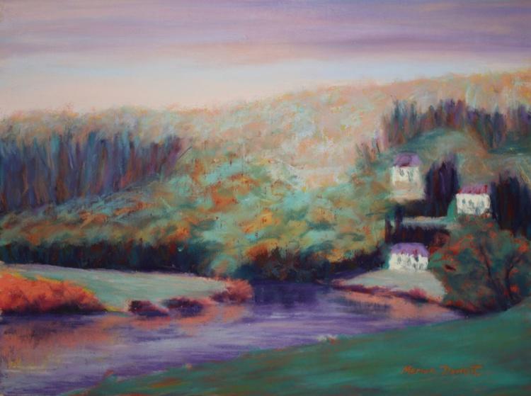 River Wye View 1 - Image 0