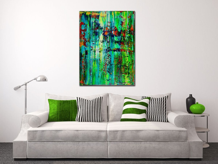 Enchanted Spectra II - Signed and Framed - Image 0