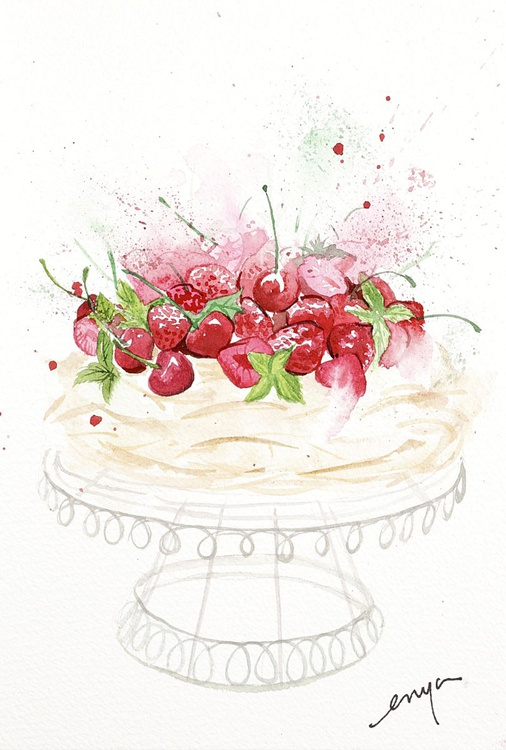 Summer Berries Treat - Image 0