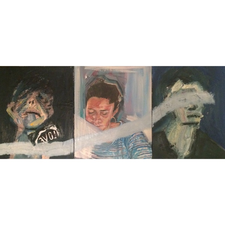 Tiresias (triptych) - Image 0