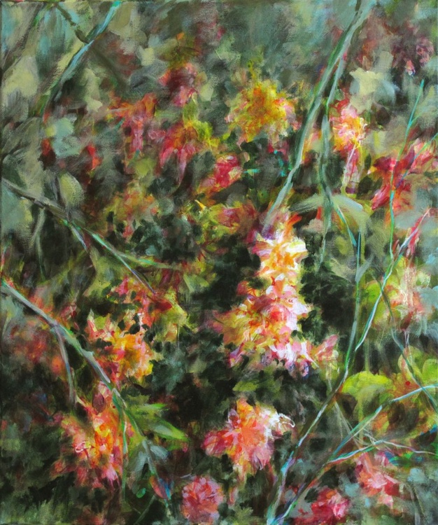 Flowers and leaves - Image 0