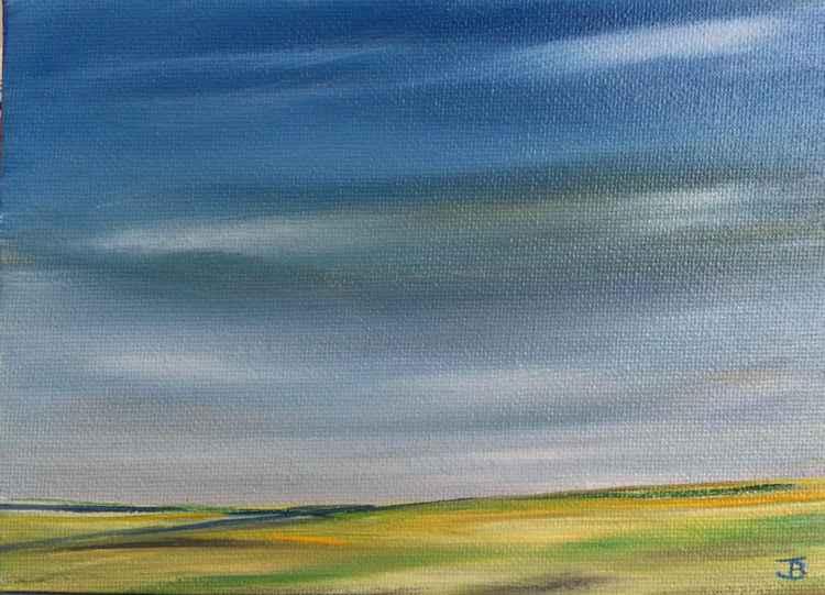 Lush Fields -