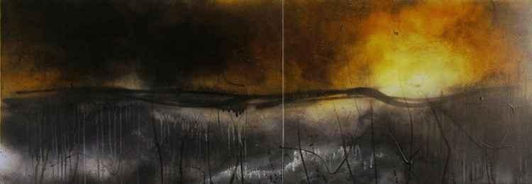 Dark Horizons Series - No Man's Land to the Horizon - Dawn -