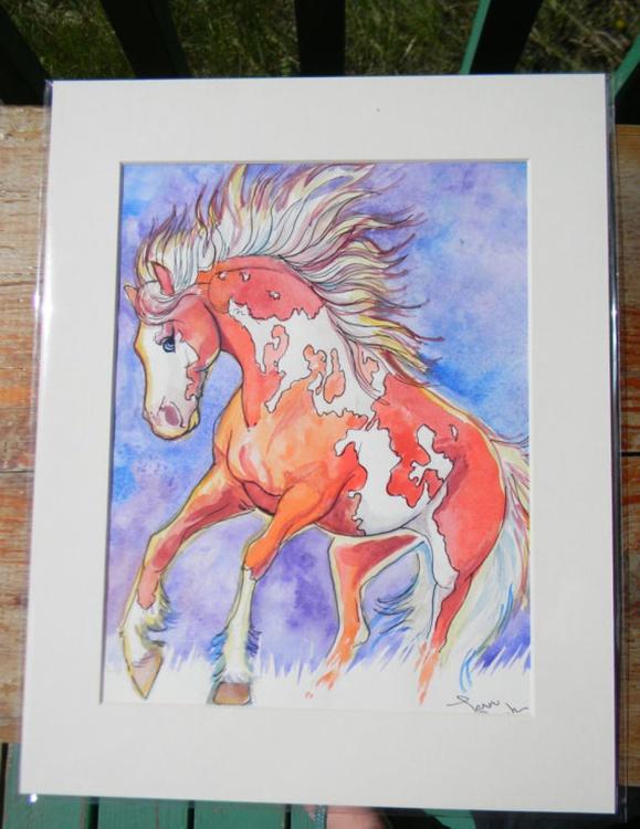 Paint horse - Image 0