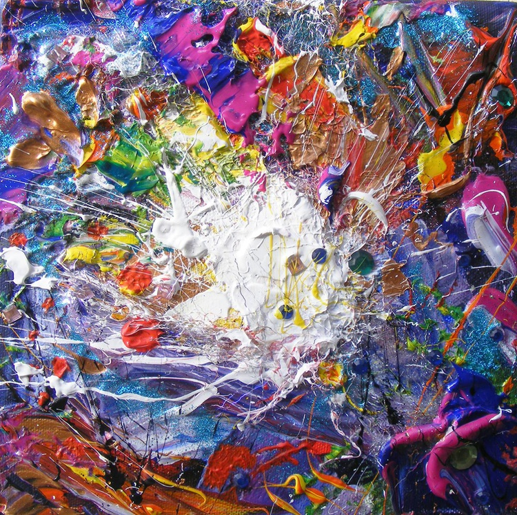 """Colourful Abstracts - """"Read my future"""" - Image 0"""