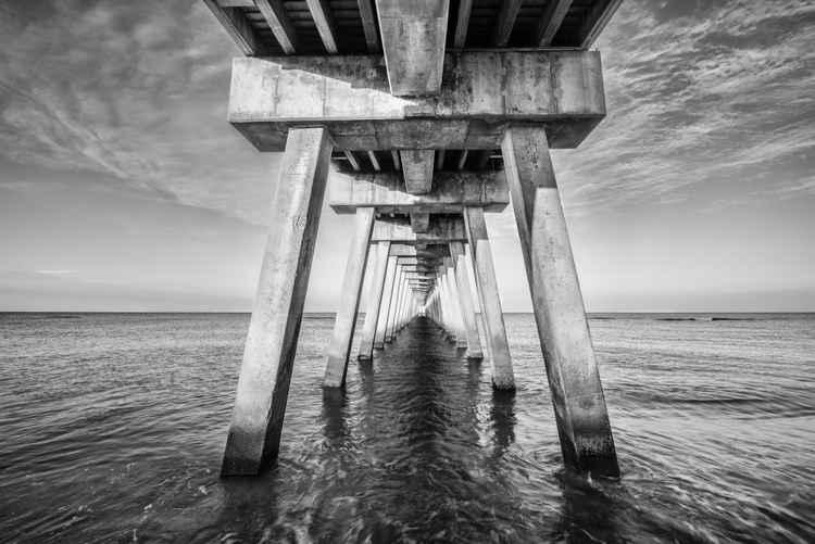 Venice Below the Pier II -
