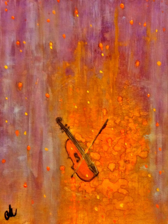 Serenade for a rainy day.. - Image 0