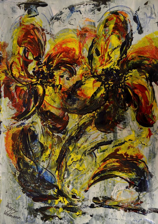 Dancing flowers - Image 0