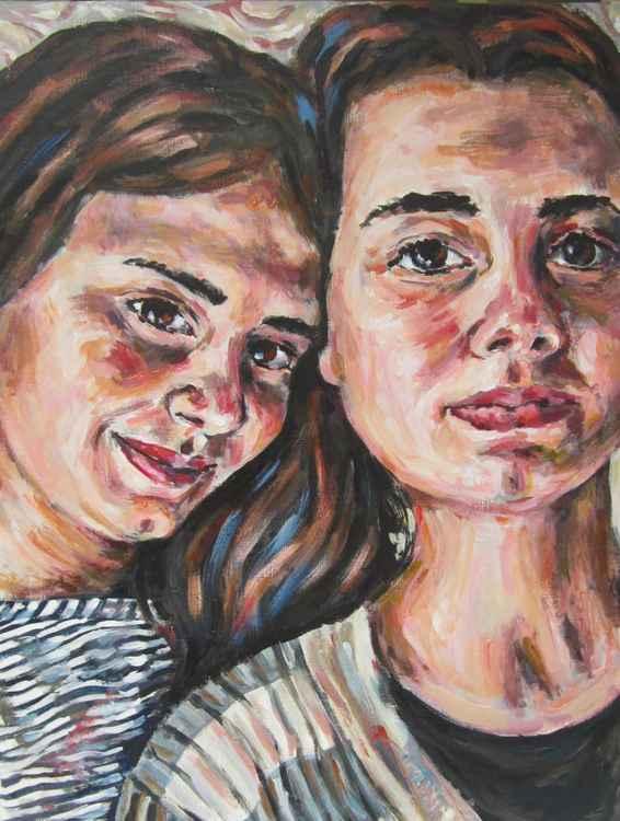Baghdad sisters -