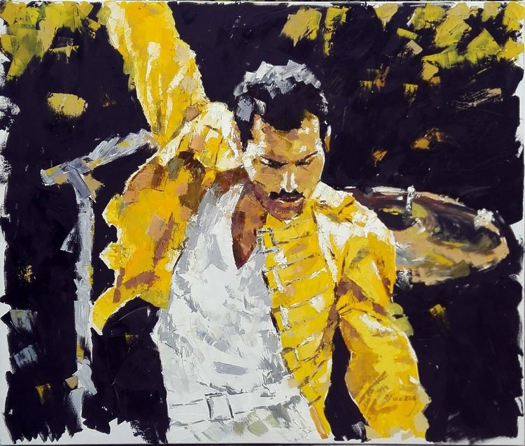Yellow jacket II - Image 0