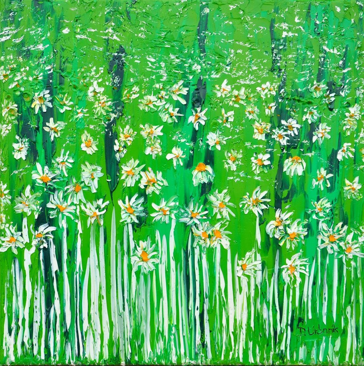 Daisies In The Grass 3 - Image 0