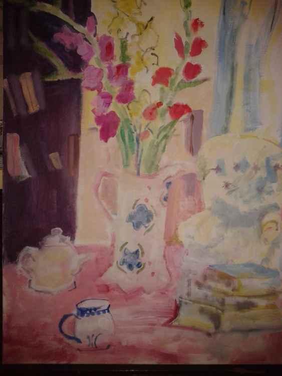 Colourful Interior -