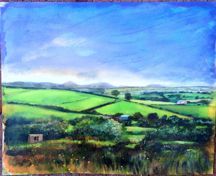 Landscape of Donegal (reserved) - Image 0