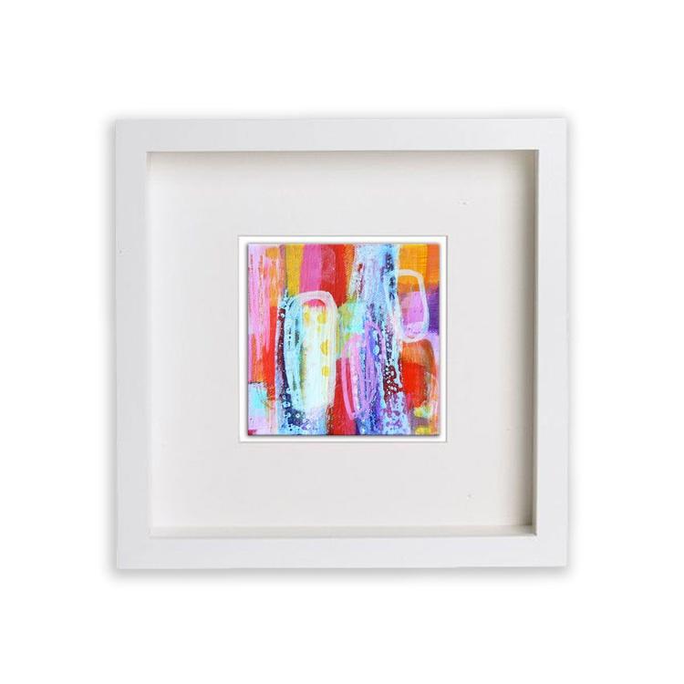 mini abstract #68 - Image 0
