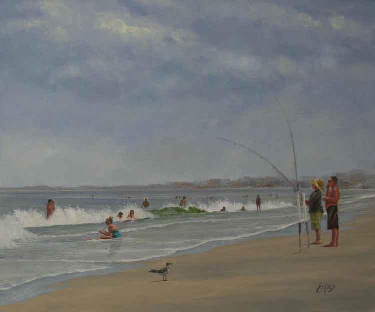 Beach Day -
