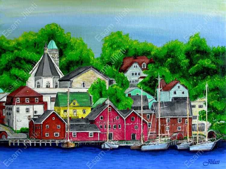 Lunenburg, Nova Scotia, Canada -