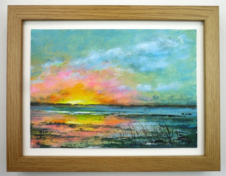 The fragrance of salt marsh and shore mud 9 - Holy Island, Northumberland coast - Image 0