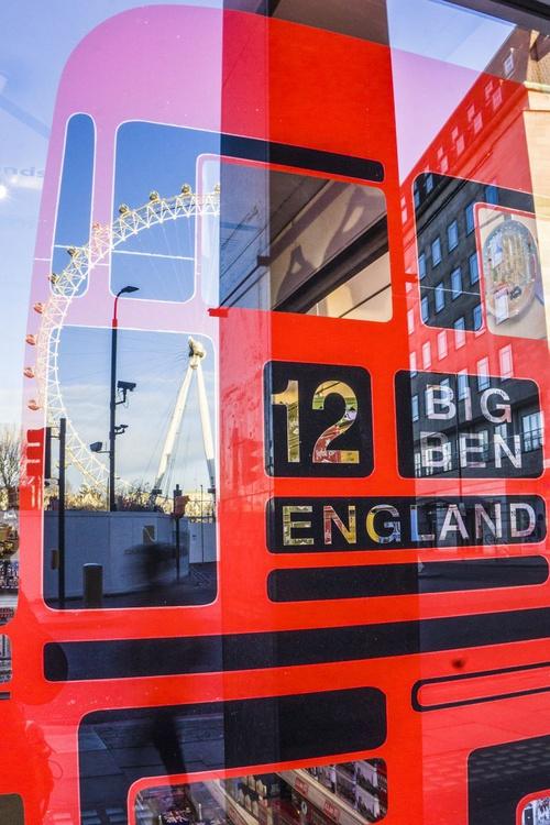 "BIG BEN NO:12  ( LIMITED EDITION 1/50) 12""x18"" - Image 0"