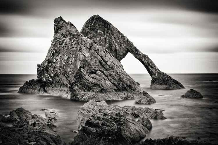 Fiddler's Elbow, Portknockie, Scotland
