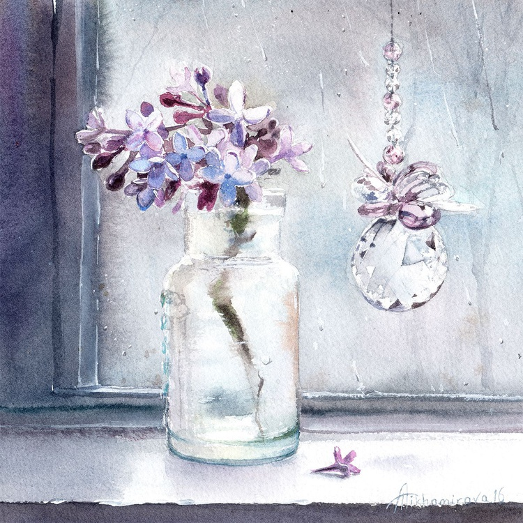 Spring Drizzle (Shabby Chic collection) - Image 0