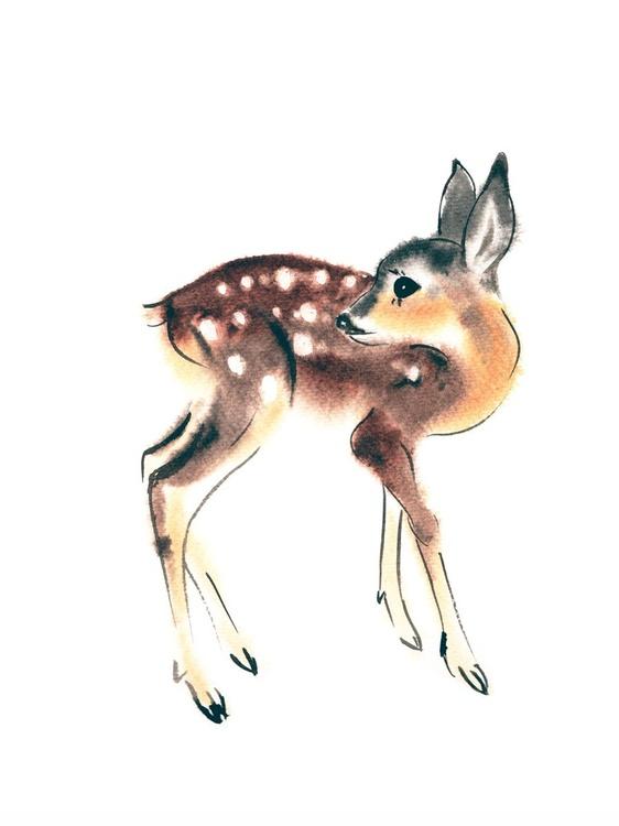 Fawn Baby Deer - Image 0
