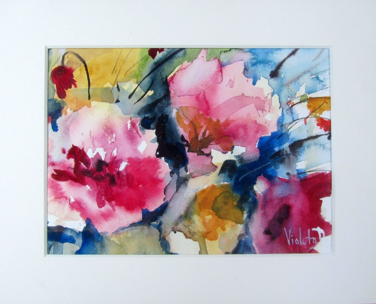 Abstract Roses - Image 0