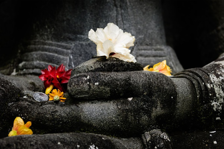 Offerings To Lakshmi I (119x84cm) - Image 0