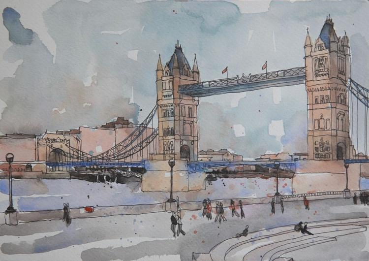 London Tower Bridge - Image 0