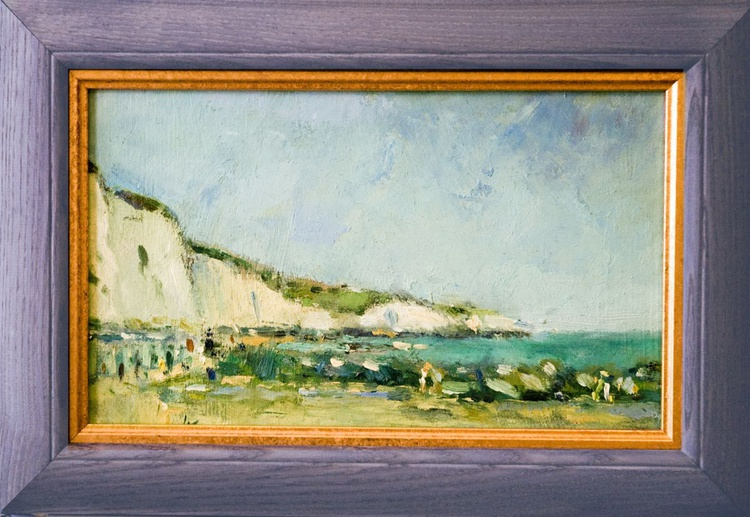 The Cliffs from Rottingdean - Image 0