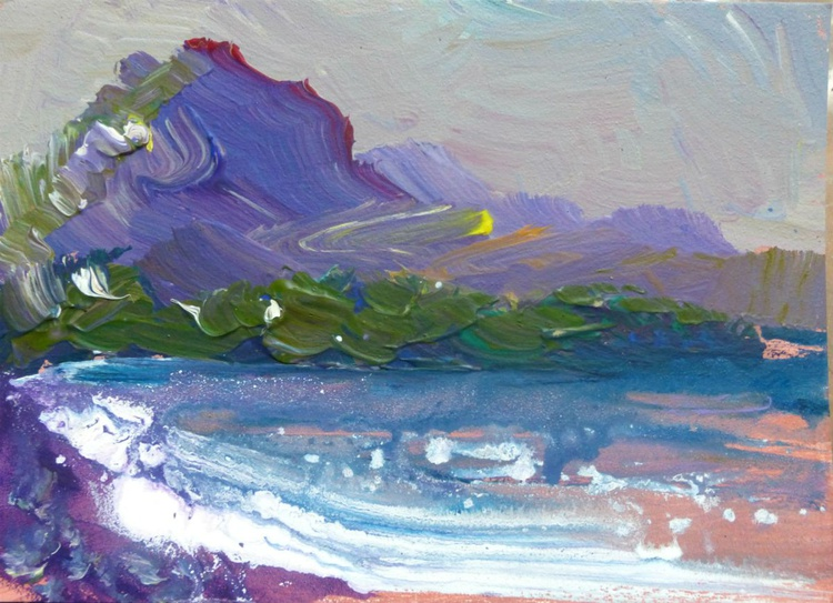 Purple Mountain - Image 0