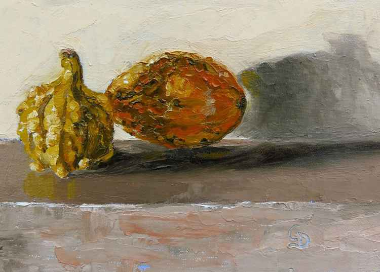 Gourds no. 3