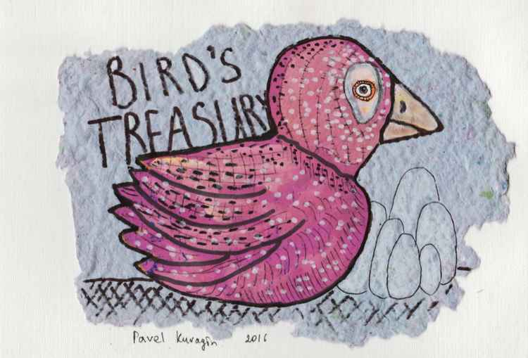 Bird's treasure