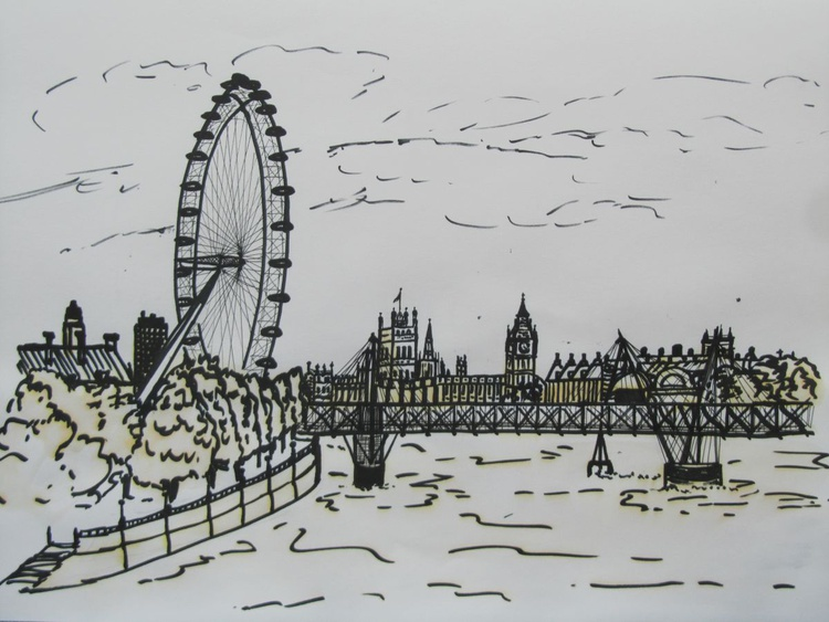 Thames view - Image 0