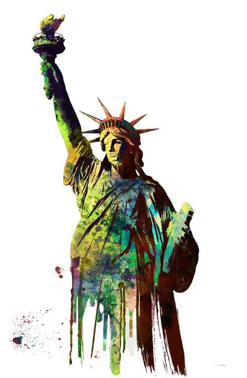 Statue of Liberty 3, New York USA -