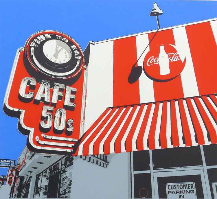 DINER CAFE 50