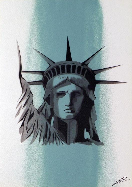 Lady Liberty I - Image 0